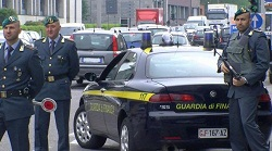 baschi verdi guardia di finanza