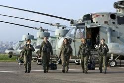 piloti donna marina