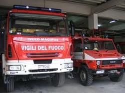 automezzi vigili del fuoco