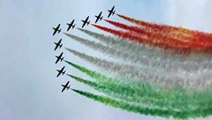 frecce tricolore aeronautica