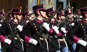 esercito italiano aufp
